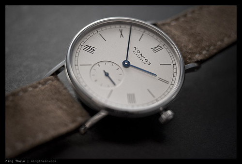 Photo Essay: Something Different   The Nomos Ludwig 33