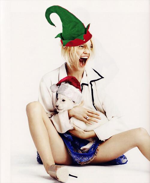 sasha elf!