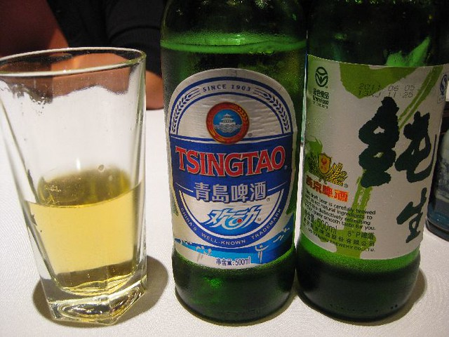 Beer in China