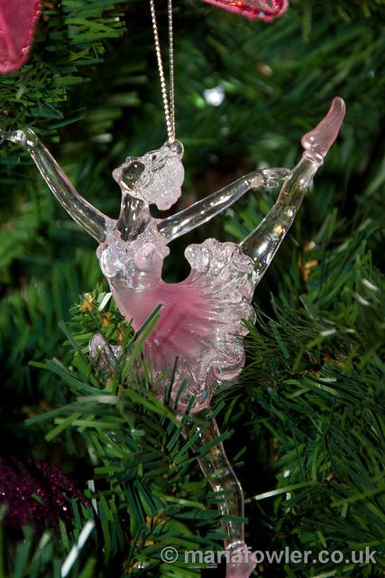Ballerina christmas tree decoration flickr photo sharing for Ballerina tree decoration