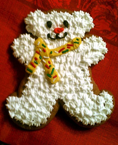 Let It Snow Bear