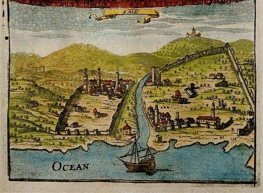Salé au XVIe siècle