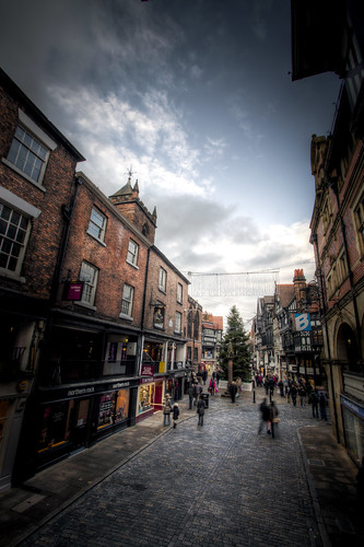 872/1000 - Chester by Mark Carline