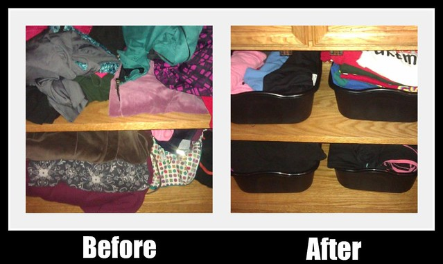 Before After Dresser
