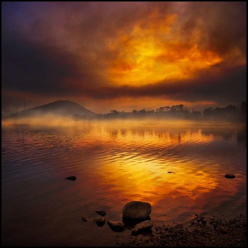 Dawns eruption