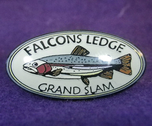 Falcon's Ledge Pin