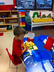 Brenden 1st Day At Kindergarten #3