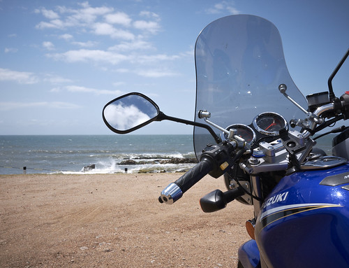 Mi primer viaje en moto, con mi Suzuki EN125 6597531889_92a634da90
