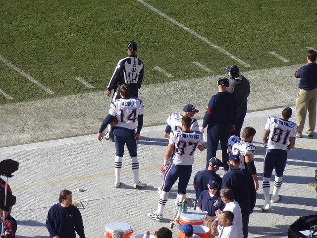 Denver vs New England 2011 from Flickr via Wylio