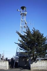 土屋の火の見櫓(さいたま市西区)