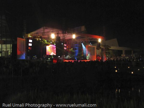 Nuvali Concert and Lantern 2011