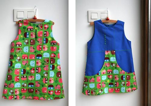 rhodes jurk