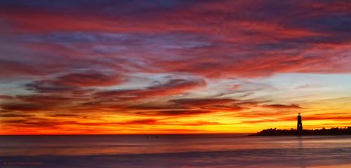 california sunset santacruz landscape twinlakesbeach raineyshulerphotography