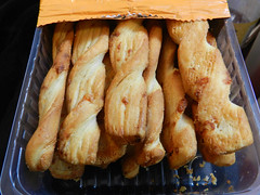 Tesco cheese twists
