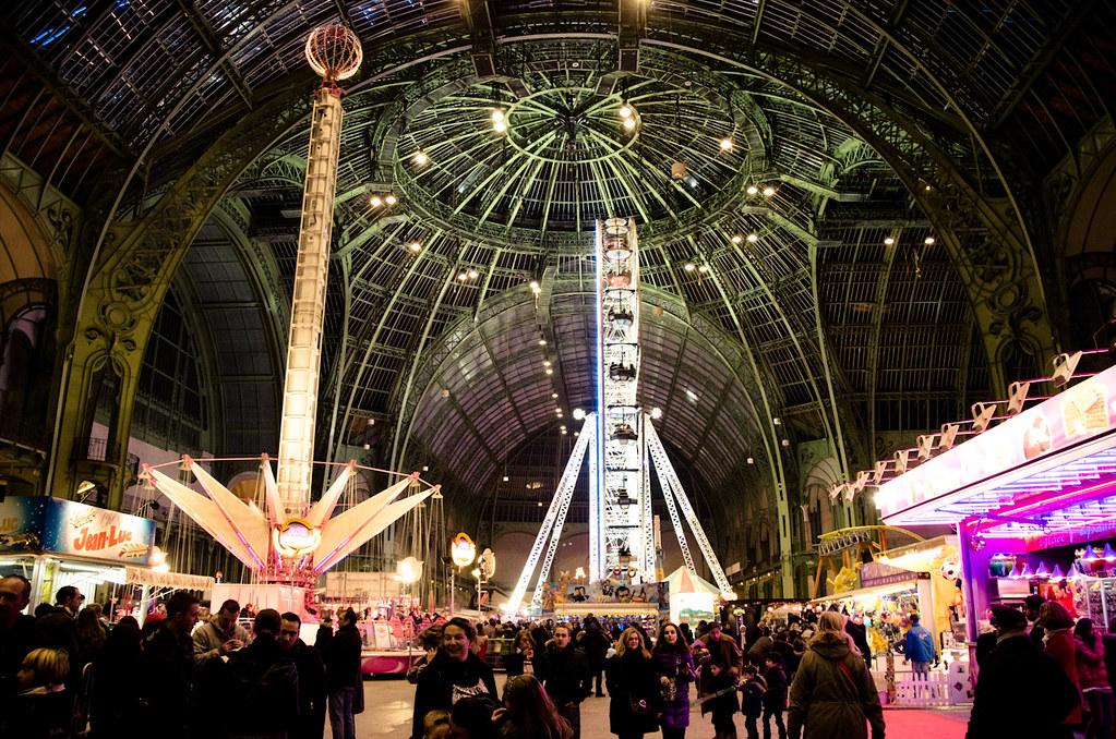 Jour De Fete Grand Palais