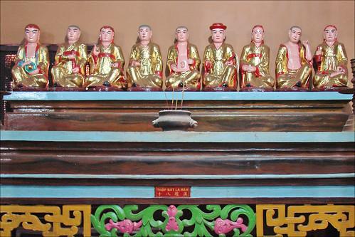 Arhats en budismo theravada