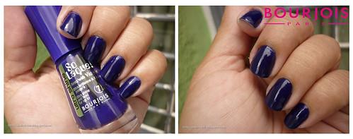 Bourjois - Bleu Violet