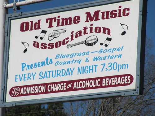 Old time Music Association