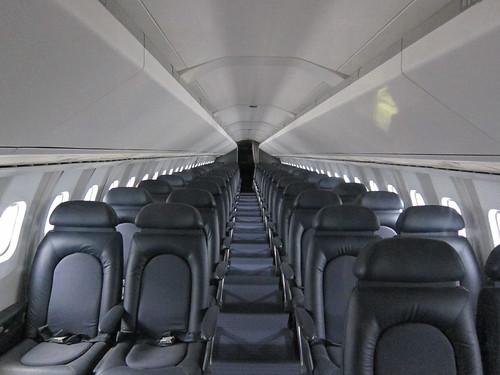 Gallery For Concorde Jet Interior