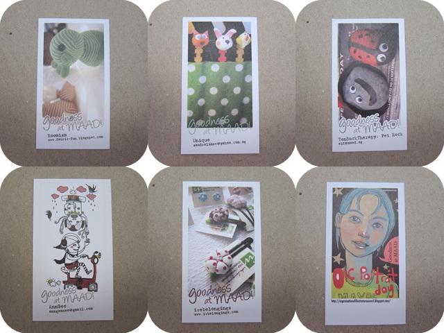 Maad storecards