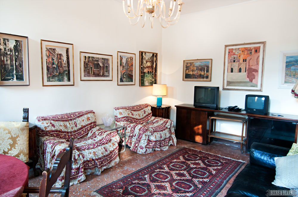 Venice holiday apartment rental near Rialto Bridge