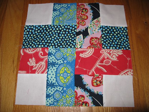 Sew. Happy. Quilt. Week 1