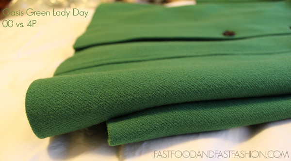 OASIS GREEN LADY DAY 00R 4P