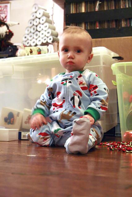 Jonas @ 12 Months