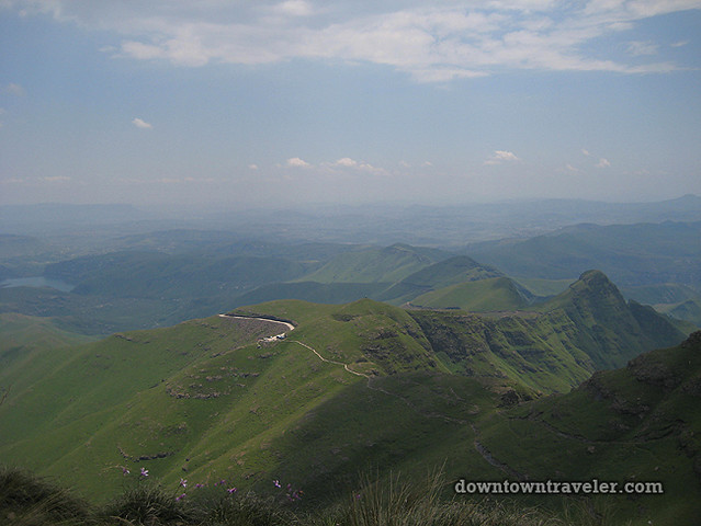 Drakensberg Mountain Hike South Africa 18