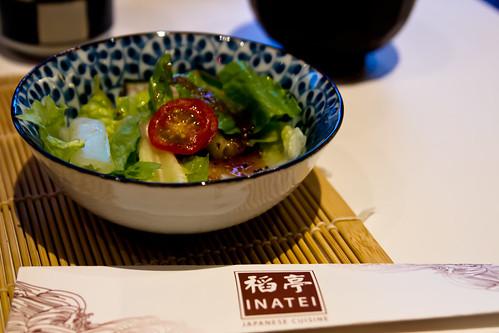Salad at Inatei