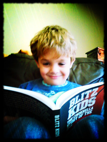 First copies of Blitz Kids arrived by josh.ferrin