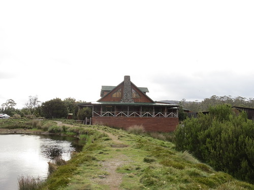 around Cradle Mountain Lodge
