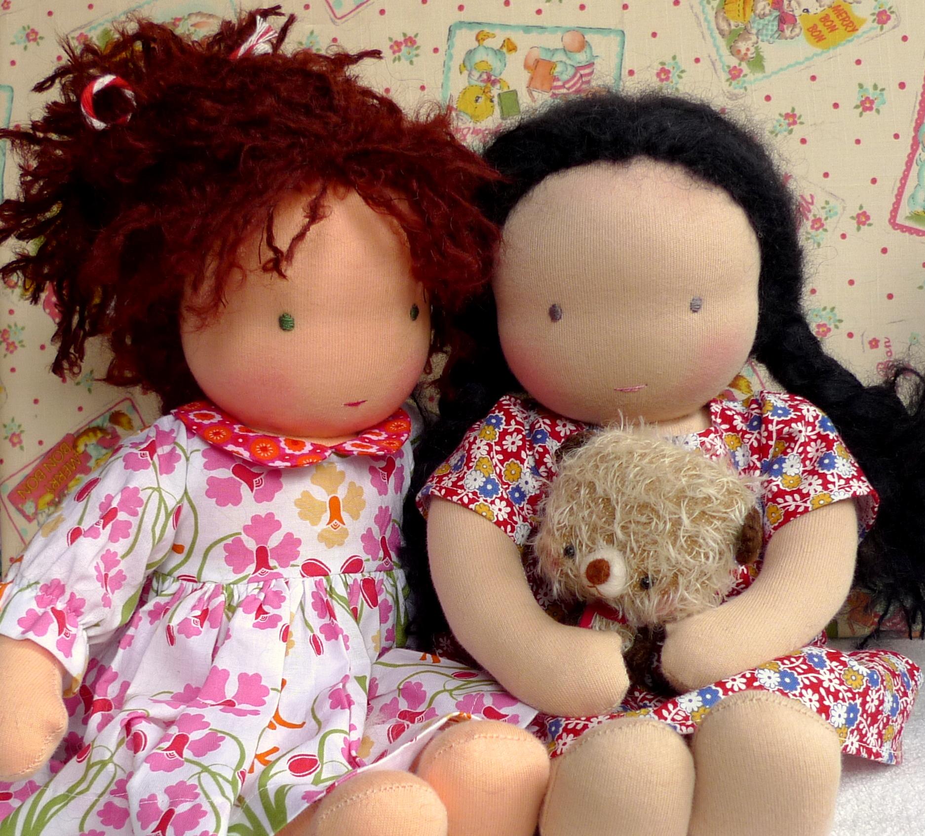 Andrea's dolls
