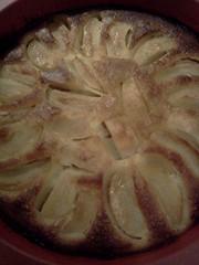 Gateau pommes