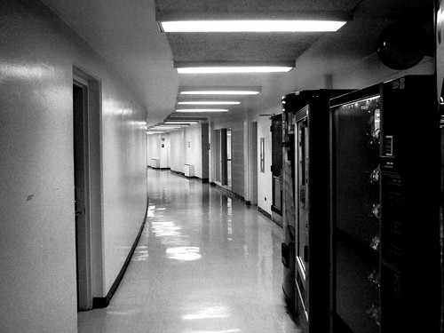 communications basement