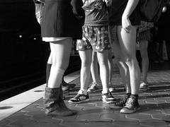Capitol Improv No Pants Metro Ride, January 8, 2012