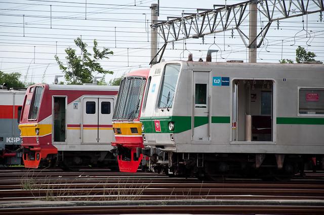 東京メトロ7000系 05系 6000系