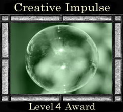 Creative Impulse Level four award