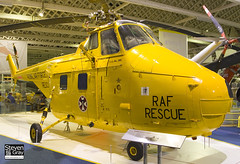 XP299 - WA.342 - Royal Air Force - Westland WS.55T Whirlwind HAR10 - 080203 - RAF Museum Hendon - Steven Gray - IMG_7189