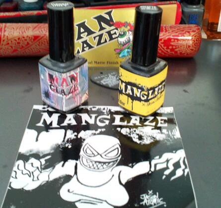 Manglaze haul. by Guy Polish ( Jim)