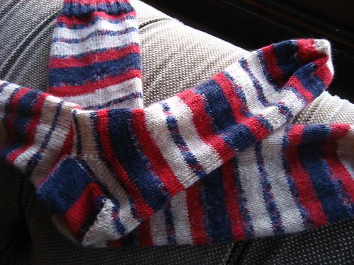 Cam's circus socks