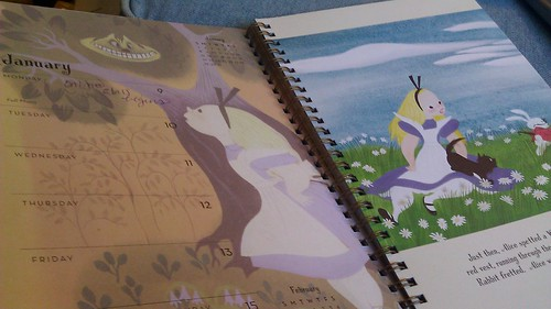 Alice Calendar