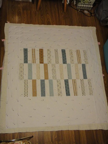 Baby Quilt for Lucille