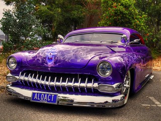 49 Mercury Sled