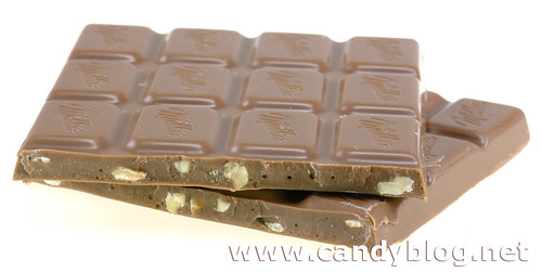Milka with Crushed Hazelnuts