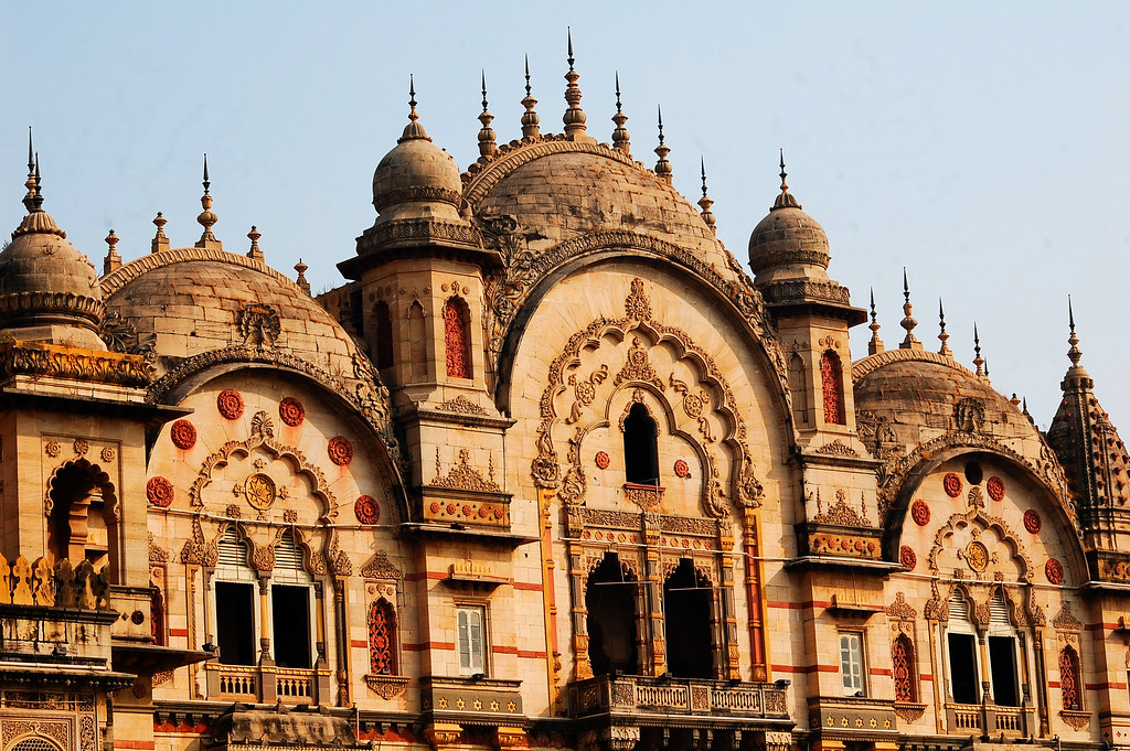 Architecture of Laxmi Vilas Palace