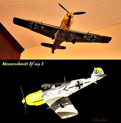 Messerschmitt Bf109 Emil 1-18scale