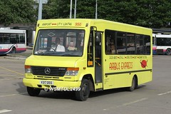V217 VSS Mercedes-Benz 0814 Keilor. Buchanan Bus Station GLASGOW