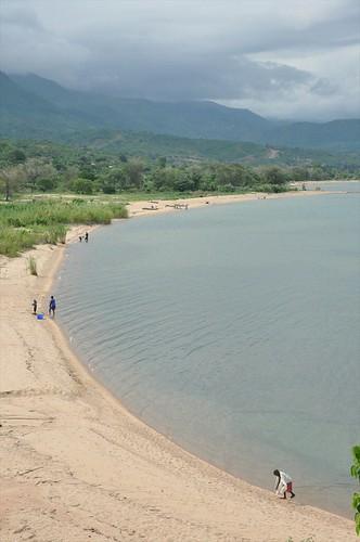 Lake Malawi near Chitimba