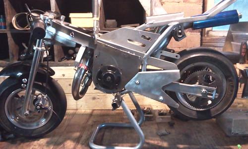 Beginning Projects Progress - Pocket Bike Forum - Mini Bikes
